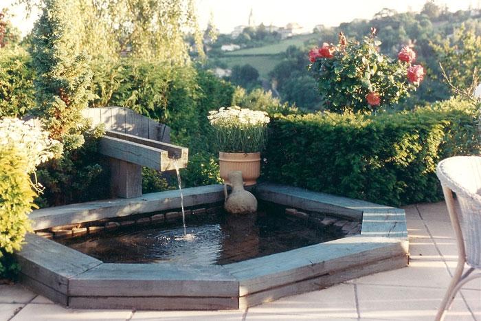 dcor de jardins architecture de jardin michel mller crations paysagiste lyon 69